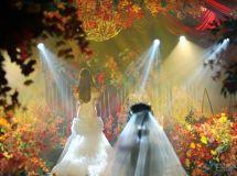 """爱之路""""时光""""主题婚礼秀掠影"""