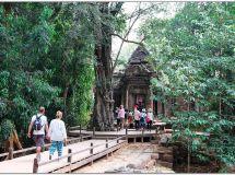 柬 埔 寨 --- 塔普伦神庙