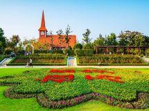 滁州花博园观光游览好去处