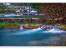 大七孔溪涧流水